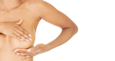 Breast Self-Exam Image | Arizona Advanced Surgery