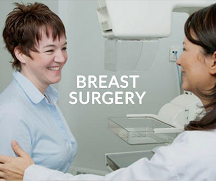Breast Conditions Surgery Information Link Image
