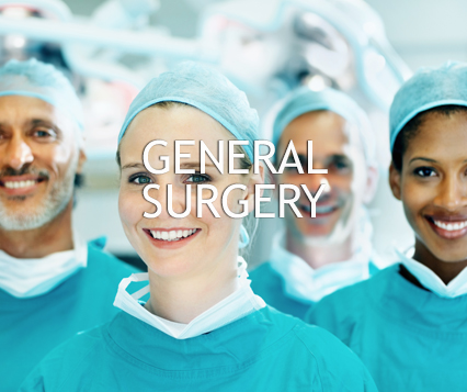 General Surgery Procedures Link Image